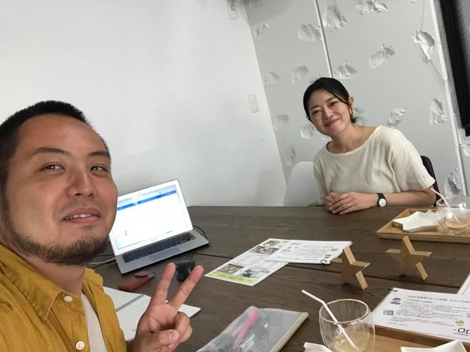 イエデスタ講座でした!芦屋&大阪で活動されているヨガインストラクターさん